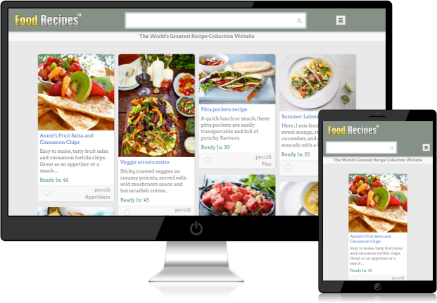 Php recipes script recipe website script recipe database php recipes script forumfinder Gallery
